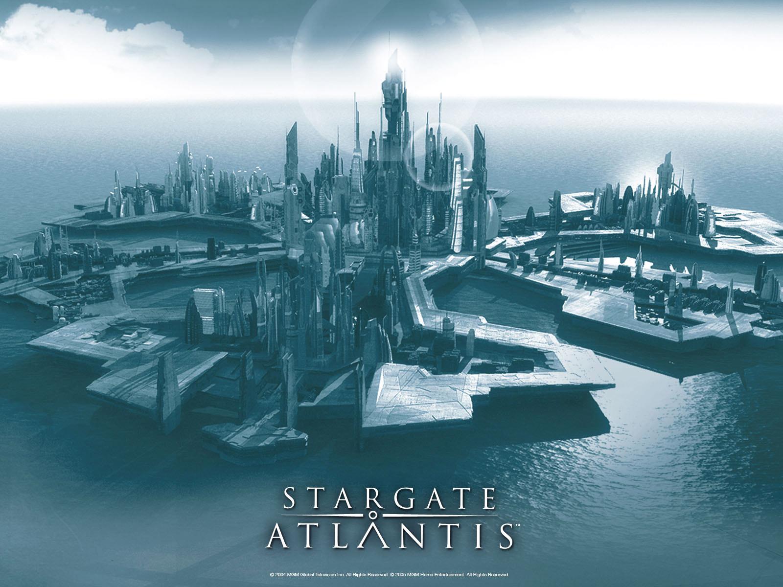 88 Stargate Atlantis HD Wallpapers | Backgrounds - Wallpaper Abyss