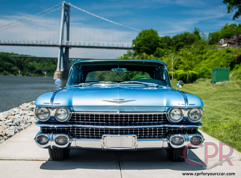 Cadillac Parts & Restoration: September 2015