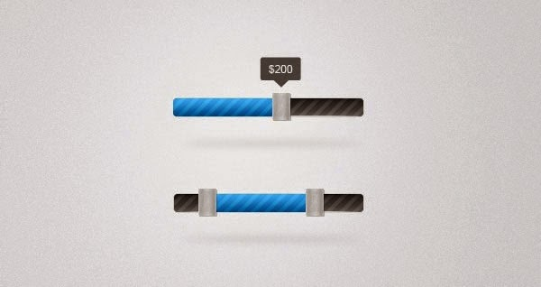 Value Slider PSD