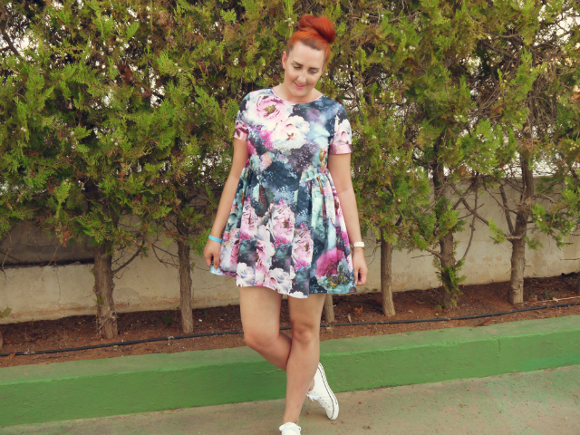 lashes-of-london-galaxy-print-dress
