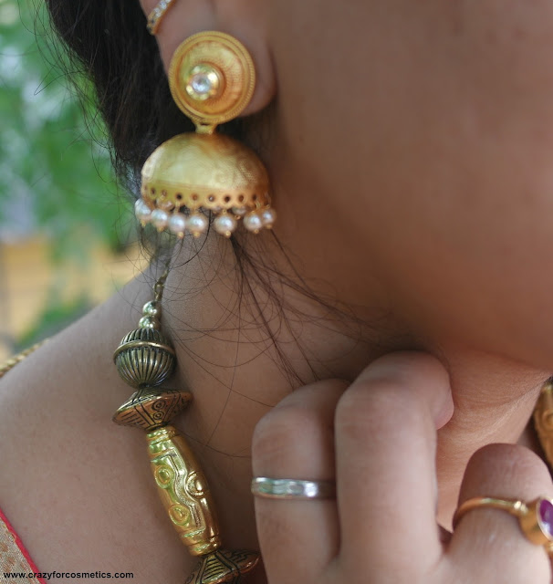 traditional jhumkas online India