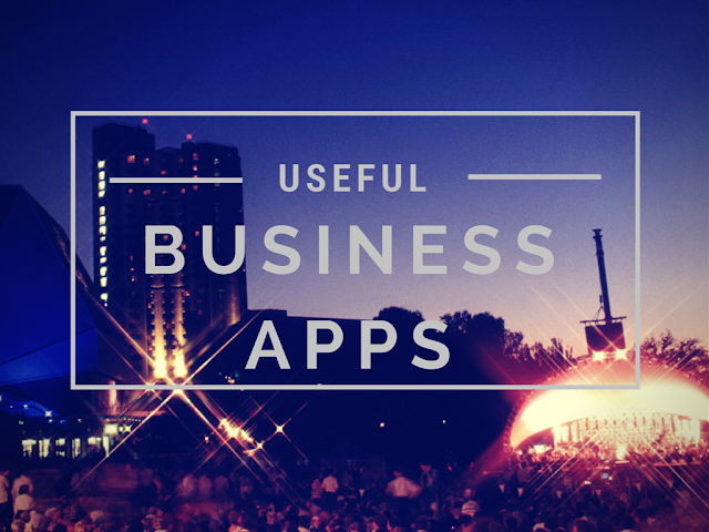List of Useful Business Apps To Make Life Easier