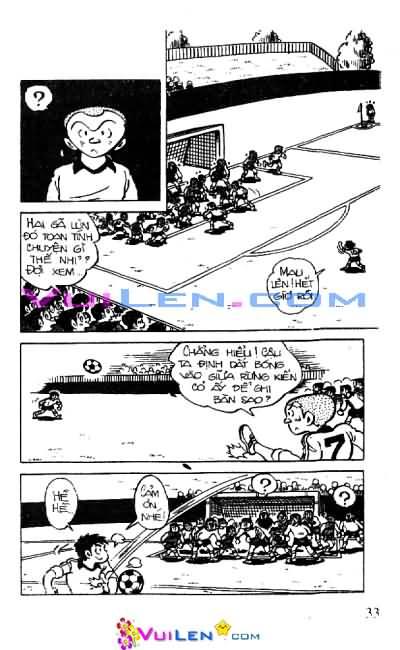 Jindodinho - Đường Dẫn Đến Khung Thành III  Tập 5 page 33 Congtruyen24h