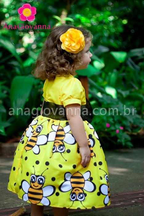 7 Vestidos temáticos para festa infantil