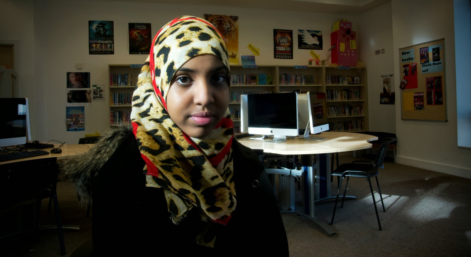 Fahma Mohamed, campaigner for Integrate Bristol on FGM