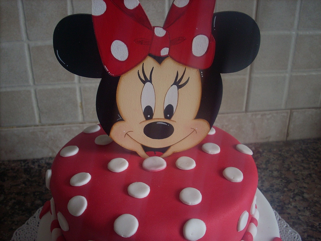 Tortas De Minnie Para Cumpleanos