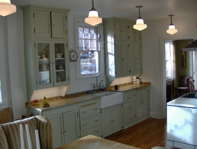 Aye que linda 1920 39 s kitchen for 1930s style kitchen design