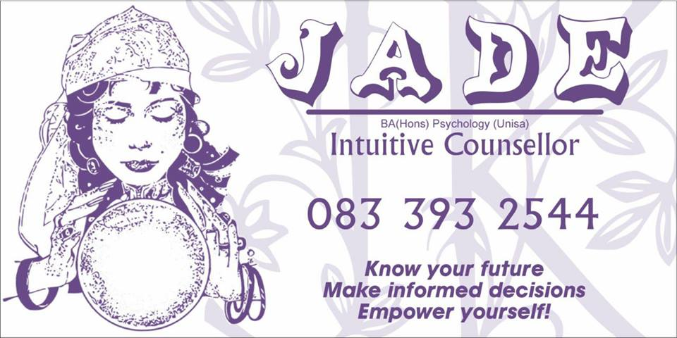 Jade Fortune: Intuitive Counsellor