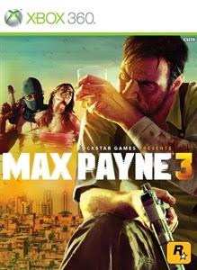 cover xbox360 du jeu max payne 3