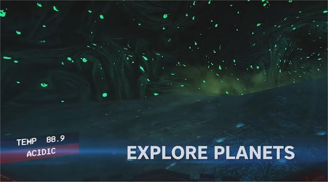 Pulsar Lost Colony Explore