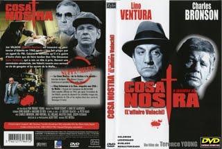 O SEGREDO DA COSA NOSTRA (1972) - REMASTERIZADO