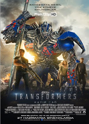 Transformers: Age of Extinction 2014 poster