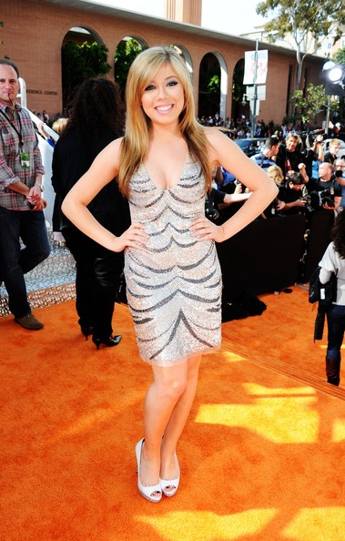 Jennette Mccurdy – Kids Choice Awards 2012