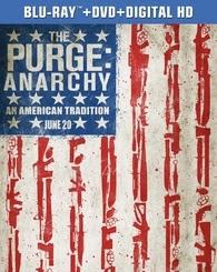 The Purge - Anarchy Blu-ray
