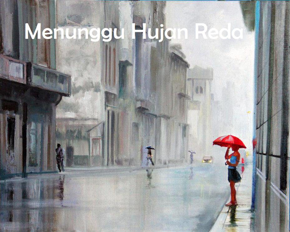 Menunggu Hujan Reda