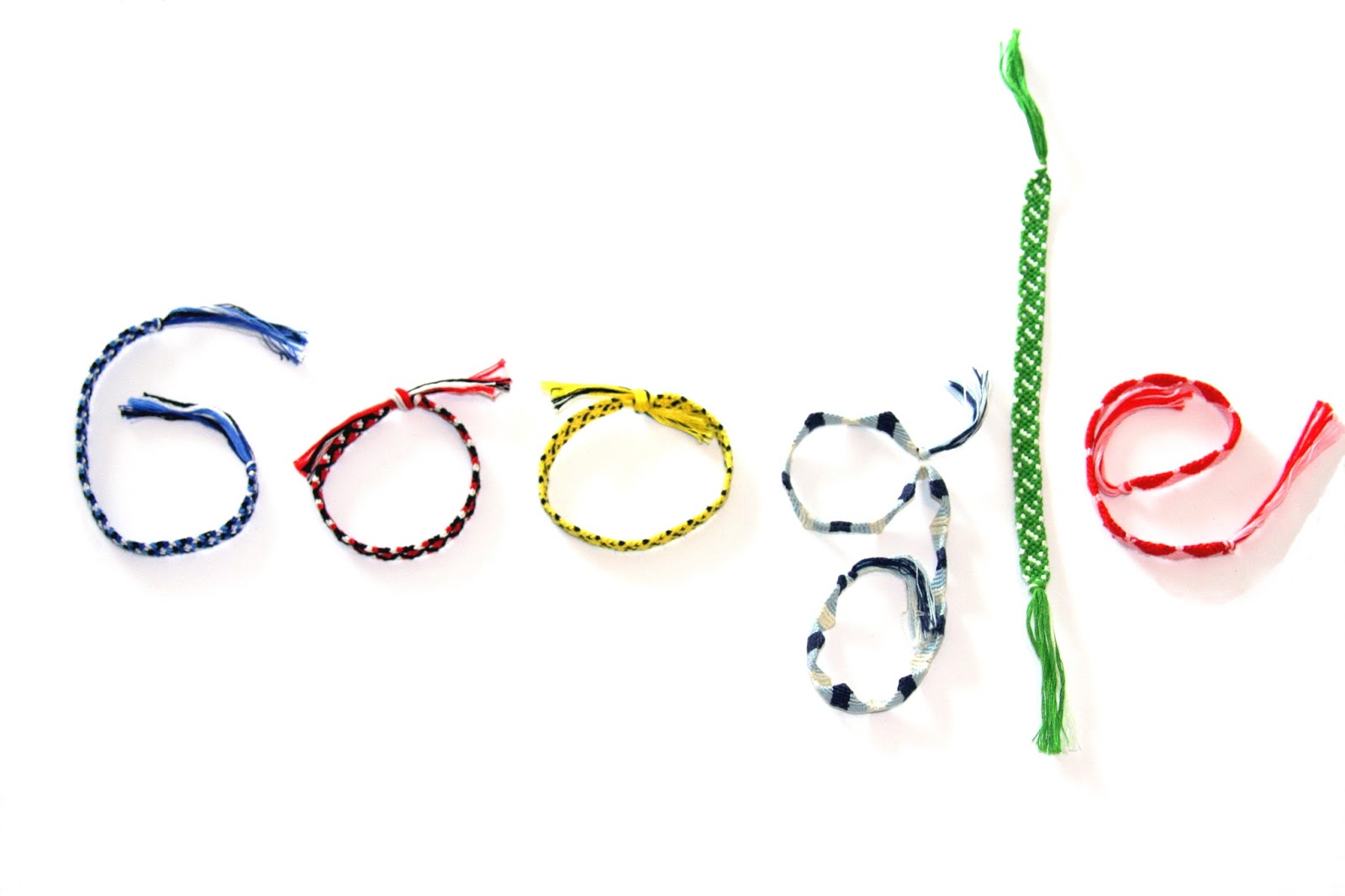 google logo art