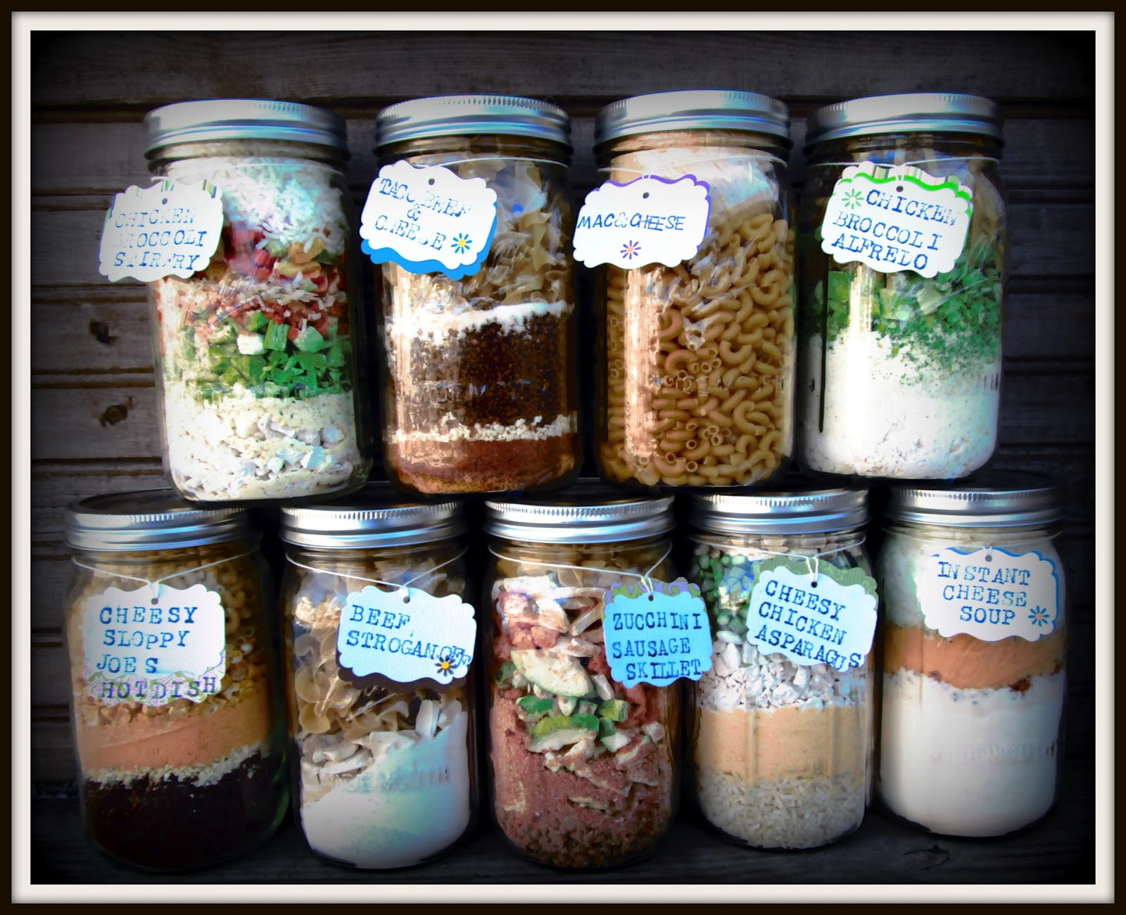 Rainy Day Food Storage: 3 Free Meal39;s In Jars Recipes