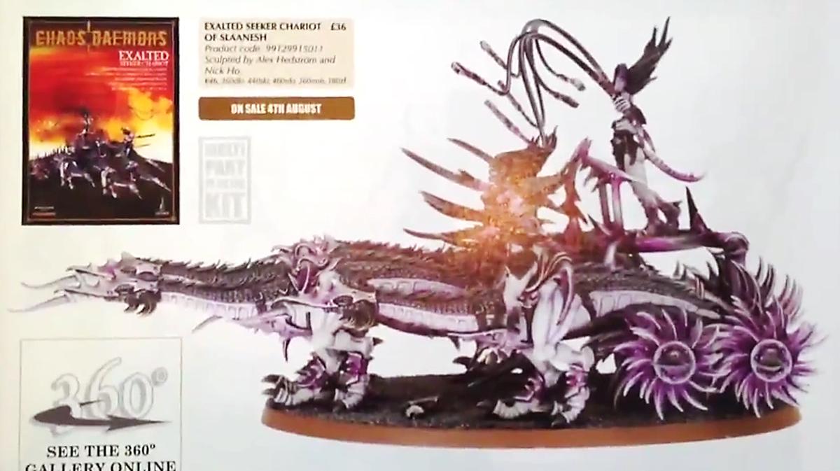 demoni - Demoni del chaos, incoming ad agosto! Exalted3