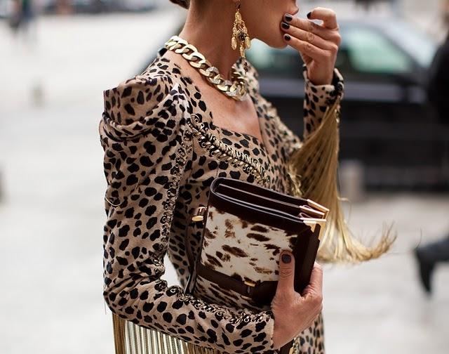 Одежда С Леопардовым Принтом