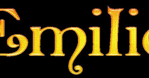 Publikado pr nom emilie - Prenom en tag ...