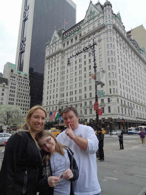Plaza Hotel New York Fairmont