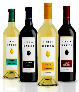 Dowd's Wine Notebook: Constellation unveils line of 'naked' wines