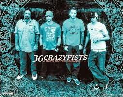 36 Crazyfists - Discografia completa