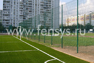 Забор металлический сварной Fensys. Фото 9