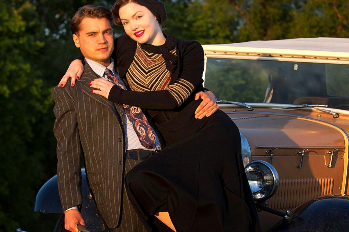 #TBT Bonnie e Clyde