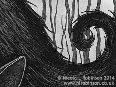 Illustration © Nicola L Robinson 2014 All rights reserved. www.nlrobinson.co.uk