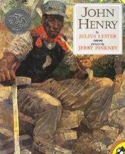 John Henry Children's Book