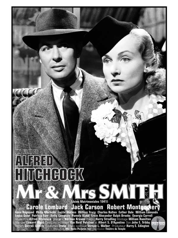 Mr and mrs smith 1941