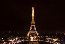 Tempat Wisata Di Paris - La Tour Eiffel