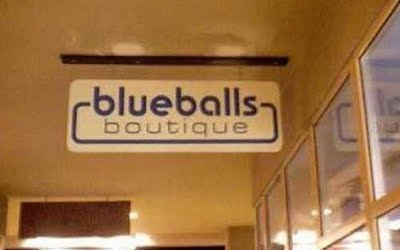 Blue Balls Boutique