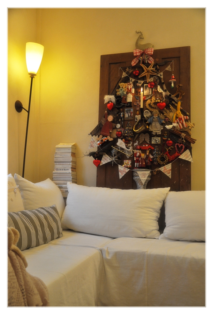 der geklaute weihnachtsbaum einfallsreich. Black Bedroom Furniture Sets. Home Design Ideas