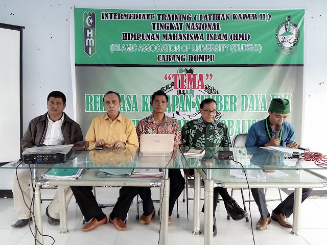 Akbar Tanjung: Kader HMI harus Tingkatkan Kualitas