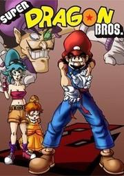 Super Dragon Bros Z Manga