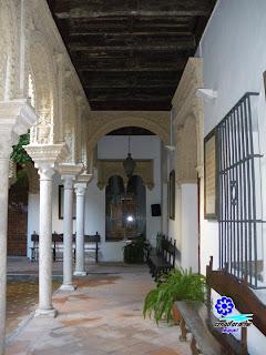 Casa de los Pinelo - Sevilla - Patio renacentista 04