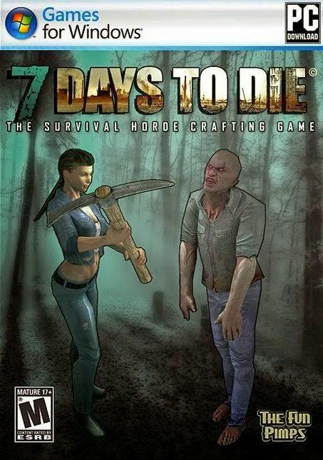7days To Die Alpha Edition 7.8 Steam - PC [FREE DOWNLOAD]