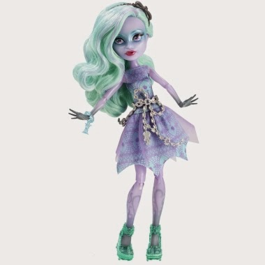 nya monster high dockor