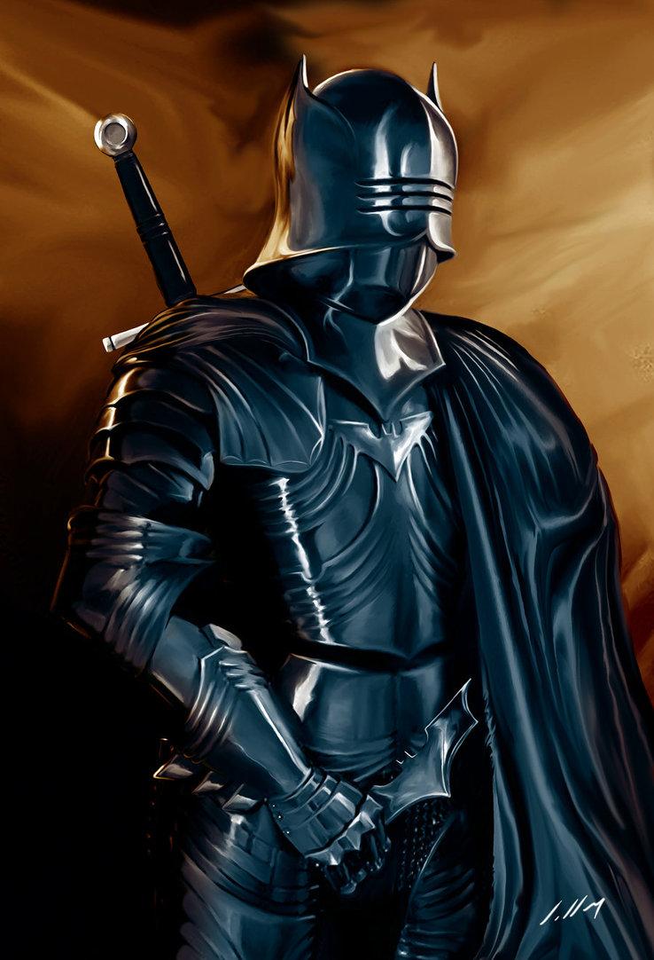 Medieval Batman - Dark...