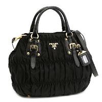 Prada BN1792 - Gaufre Nylon Tessuto Bag