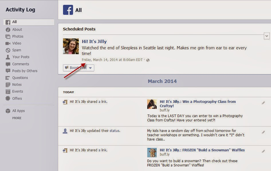 how to add a comment on facebook