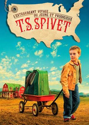 El Extraordinario Viaje de TS Spivet (2013)