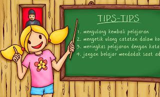Tips & Cara Belajar Mudah , Efektif Dan Efisien