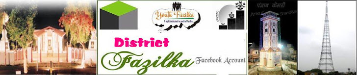 District Fazilka