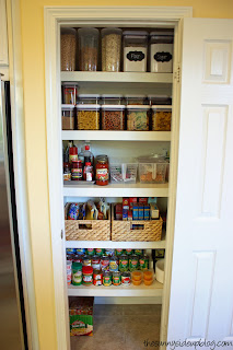 Pantry Organization