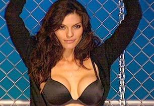 Alana De La Garza Bikini
