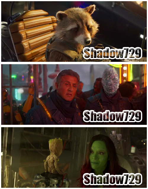 Guardianes de la Galaxia 2 (2017) [720p-H.265] Dual