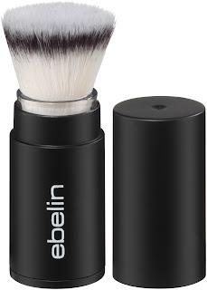Schönheitsprofi: ebelin Make-up Pinsel, versenkbar - www.annitschkasblog.de